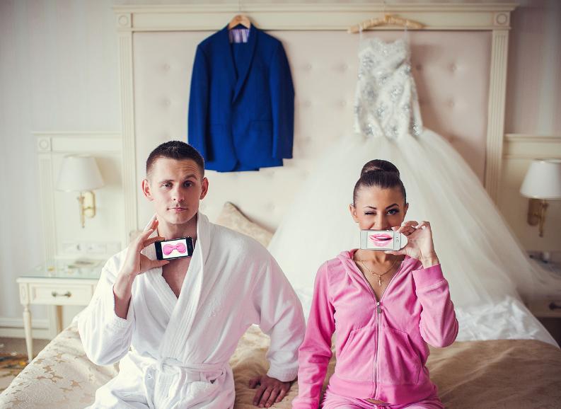 71125286f61736 Тихо! Йде підготовка до весілля: покрокова інструкція підготовки ...