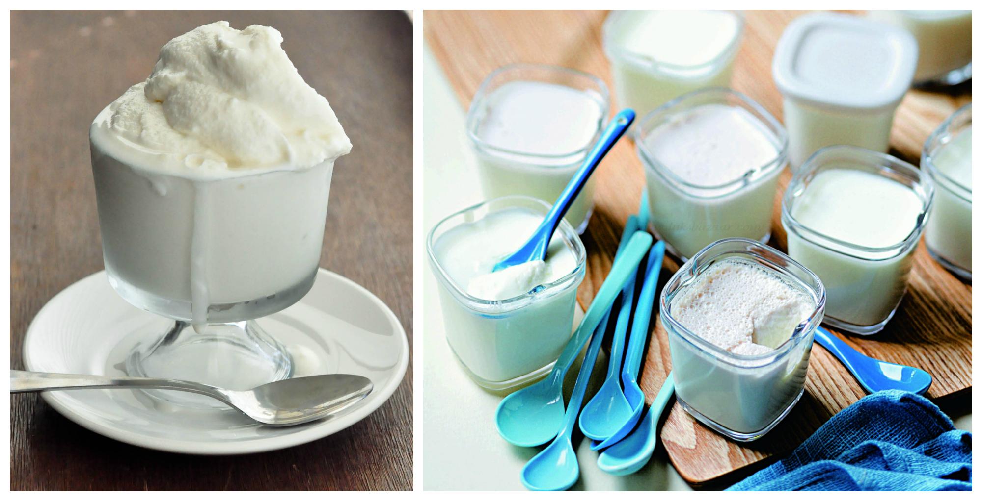 Рецепт йогурту у мультиварці