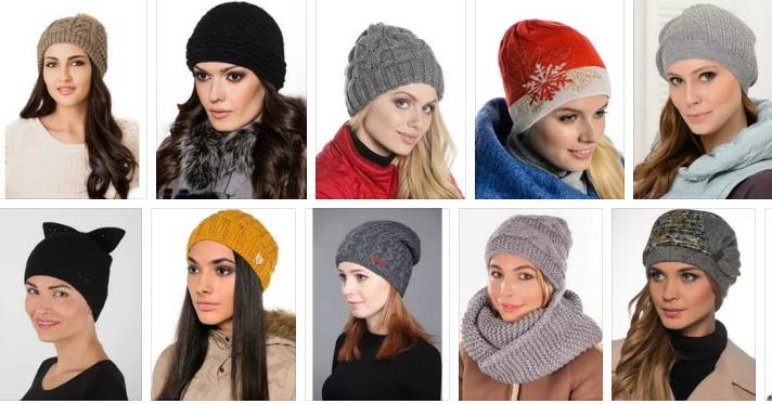 Як звязати модну шапку спицями для жінки  покрокові фото і відео інструкції  вязання наймодніших фасонів теплих зимових шапок і шапок на весну зі схемами 000fea5c881ca